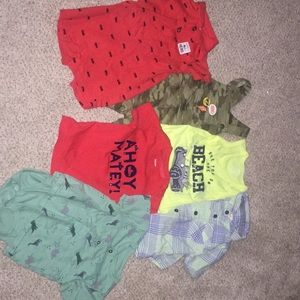 12 month summer assortment